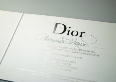 DIOR FW PAP